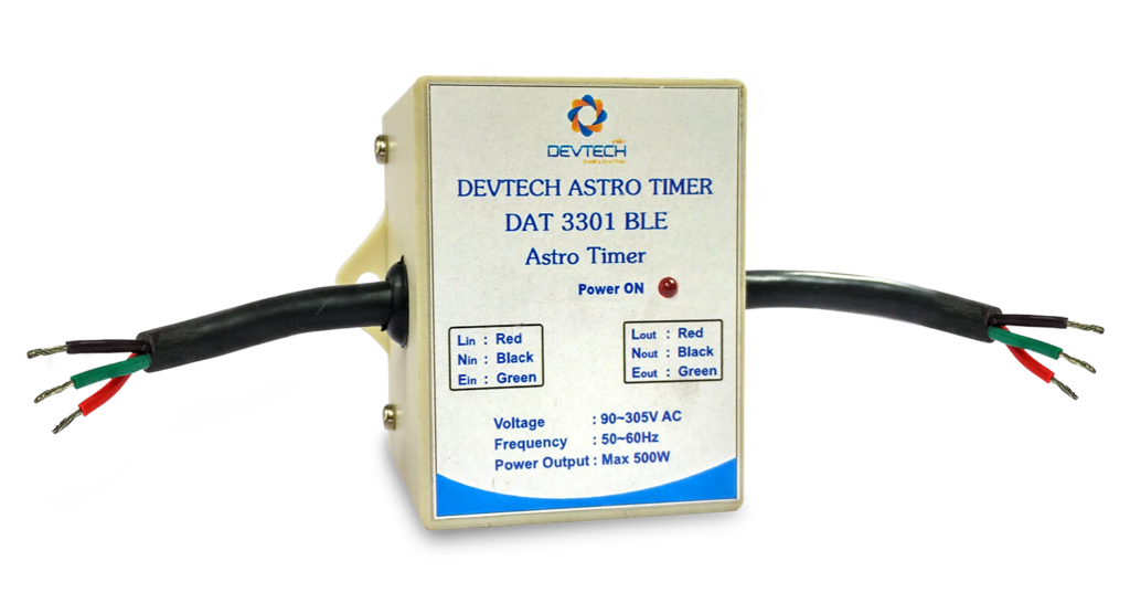 Astro timer 3301 Bluetooth Based (DAT3301 BLE)