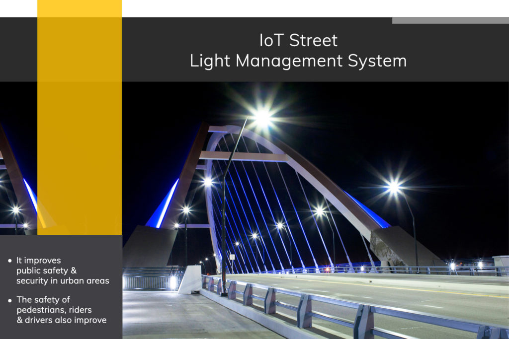 Street Light Management System